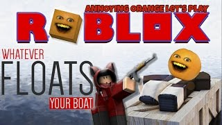 Download Annoying Orange Plays - Roblox: Floats Your Boat! Video