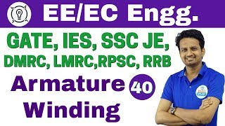 Download 7:30 PM - Electrical Engineering by Ashish Sir | Day #40 | Armature Winding Video