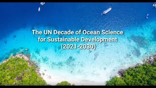 Download What does the #OceanDecade mean for you? Video