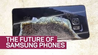 Download What Samsung's Galaxy Note 7 battery fire means for future phones? Video