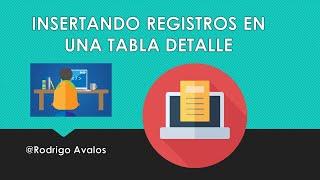 Download Insertando Registros en una Tabla Detalle - PHP + AJAX + JQuery + MySQL Video