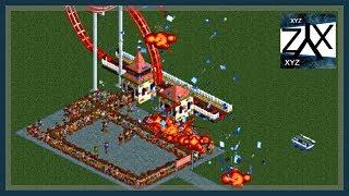 Download 5 Ways to Kill Peeps (RollerCoaster Tycoon 2) Video