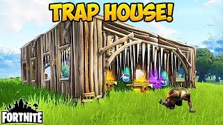 Download EPIC LOOT HOUSE TRAP! - Fortnite Funny Fails and WTF Moments! #117 (Daily Moments) Video