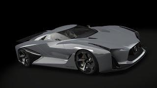 Download Assetto Corsa Nissan CONCEPT 2020 Video