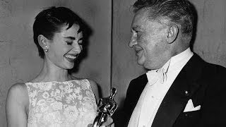 Download Audrey Hepburn Wins Best Actress: 1954 Oscars Video