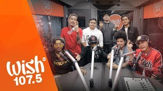 Download Ex Battalion performs ″Hayaan Mo Sila″ LIVE on Wish 107.5 Bus Video