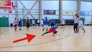 Download I BROKE HIS ANKLES!! (CRAZY CLOSE BASKETBALL GAME) Video