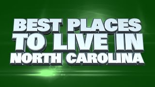 Download 10 Best Places to Live in North Carolina 2015 Video
