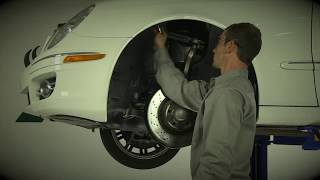 Download Replacing the Mercedes-Benz® E-Class (W211) Front Air Strut with Arnott Air Struts Video