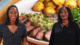 Download Can This Tasty Producer Make Steak As Good As Her Mom? • Tasty Video