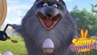 Download Cartoons for Children | Sunny Bunnies SUNNY BUNNIES WOLF'S WANTS EGGS | Funny Cartoons For Children Video