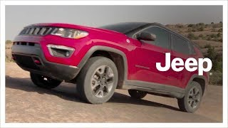 Download Jeep® Compass | Tales of the Trailhawk | Slick Rock Video