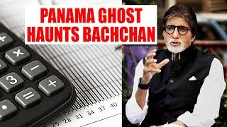 Download Amitabh Bachchan on income tax radar in Panama Papers case Video
