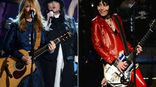 Download HEART and JOAN JETT; ″Rock Hall Three for All″ tour (2016) Video