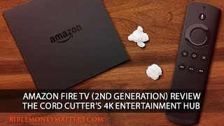 Download Amazon Fire TV (2nd Generation) Review: The Cord Cutter's 4K Entertainment Hub Video