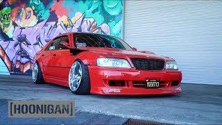 Download [HOONIGAN] DT 071: Infiniti Q45 VIP Drift Sedan Video