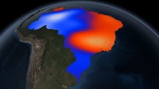 Download NASA | Brazil's Extreme Drought Seen From Space Video