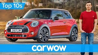 Download New MINI hatchback 2018 – have they taken personalisation too far? Video