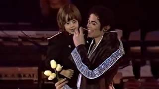 Download Michael Jackson - Heal The World - Live Auckland 1996 - HD Video