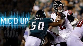 Download Jordan Hicks Mic'd Up vs. Falcons ″Philly Special Again?″ | NFL Films Video
