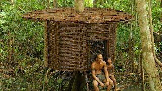 Download Bushman Built An Alien House Inside The Amazon Jungle Video
