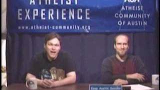 Download Atheists, You Dont Deserve It, But You Will Be Punished - Atheist Experience 415 Video