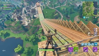 Download BUILDING AN ENORMOUS ROLLER COASTER IN PLAYGROUND LTM! | Fortnite Video