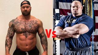 Download Brian Shaw Vs Hafthor Bjornsson Video