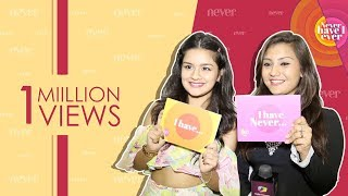 Download Aashika Bhatia And Avneet Kaur Slay Our Never Have I Ever Segment | India Forums Video