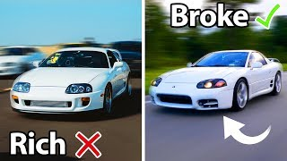 Download 7 Awesome Cars For Broke Car-Guys!! Video