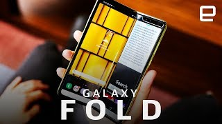 Download Samsung Galaxy Fold Review: A fragile, uneven step toward the future Video