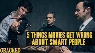 Download 5 Things Hollywood Gets Wrong About Smart People Video
