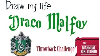 Download Draw my life: Draco Malfoy / Day 2: Throwback Challenge (Winter Biannual Bibliothon - BIBIB) Video