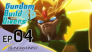Download Gundam Build Divers-Episode 4: Tigerwolf of the Sacred Mountain(EN,TW,KR,FR,IT,TH sub) Video
