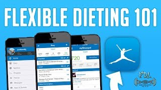 Download HOW TO TRACK YOUR MACROS USING MYFITNESSPAL! | FLEXIBLE DIETING 101 Video