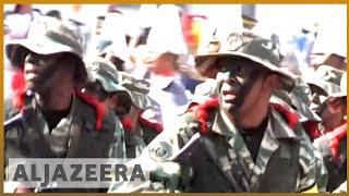 Download 🇻🇪 Venezuela says rogue officers arrested, bases under control   Al Jazeera English Video