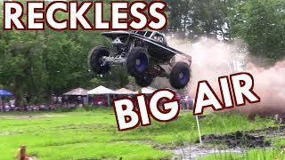 Download Reckless Getting Huge Air At Perkins Spring Mud Bog 2017 Video