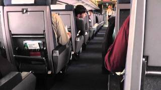 Download Riding on an Amtrak Train from FL to NYC Video