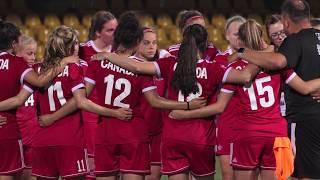 Download Women's soccer loses quarterfinal match vs Japan Video
