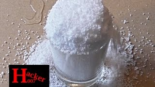 Download How to make instant snow in few seconds. Insta-Snow Powder by super absorbent polymer Video