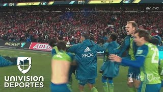 Download Todos los penales con los que Seattle Sounders se coronó campeón de la MLS Video