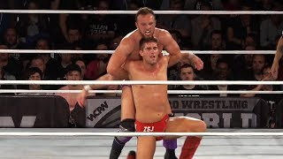 Download Zack Sabre Jr. vs. Alex Gracie (Pro Wrestling World Cup Finals) Video