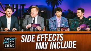 Download Side Effects May Include w/ The Jonas Brothers Video