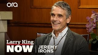 Download Jeremy Irons on Brexit and President-elect Trump | Larry King Now | Ora.TV Video