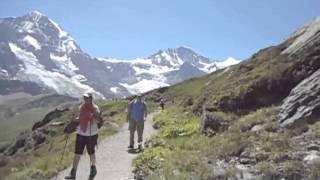 Download Trip to Mannlichen and Wengen 2010 Video