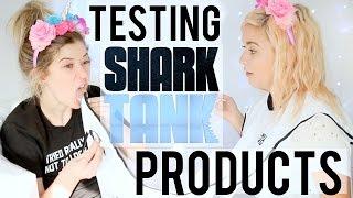 Download TESTING SHARK TANK PRODUCTS | feat. Beauty Break Video