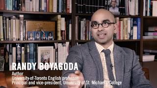 Download This is U of T: Randy Boyagoda on his new novel, Original Prin Video
