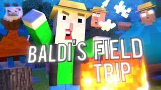 Download Baldi's Basics Field Trip - Minecraft Animation (Part 2) Video