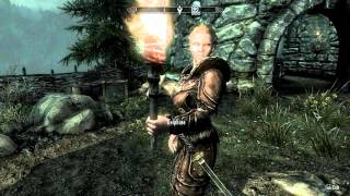 Download meet delphine at the stables - how to enter thalmor embassy - skyrim Video