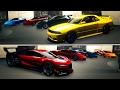 Download GTA Online: 60 CUSTOM CARS - 60 Car Office Garage Tour! Video